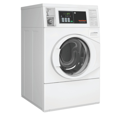 commercial laundry machine-speed queen